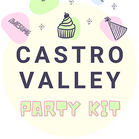 Castro Valley Party Kit