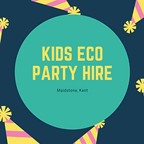 Kids Eco Party Hire