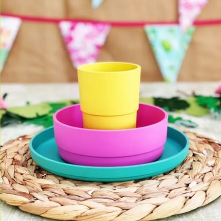 Which type of reusable tableware is the greenest and the most practical?