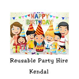 Reusable Party Hire Kendal