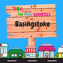 Pop Up Play Village Basingstoke