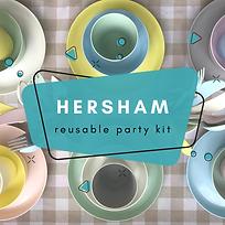 Hersham Party Kit