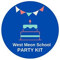 West Meon School Party Kit