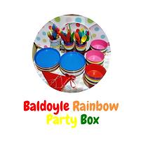 Baldoyle Rainbow Party Box