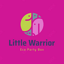 Little Warrior Eco Party Box