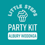 Little Steps Party Kits