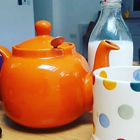 Tea, Cake and Parenting