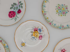 Vintage Crockery Hire for Parties