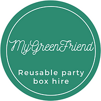 My Green Friend Reusable Party Box Hire