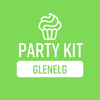 Glenelg Area Party Kit