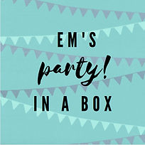 Emma's Party in a Box