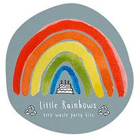 Little Rainbows Zero-Waste Parties