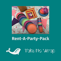 Rent-A-Party-Pack from Take No Wrap