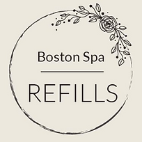 Boston Spa Refills Reusable Party Kit