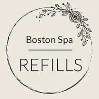 Boston Spa Refills Reusable Party Kit