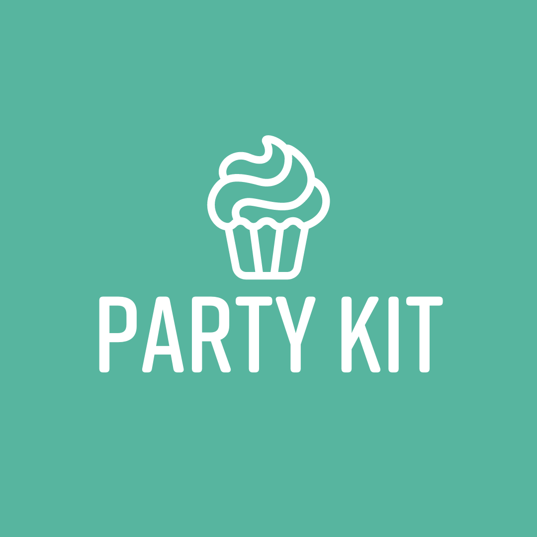 Bedford Low Waste Party Kit