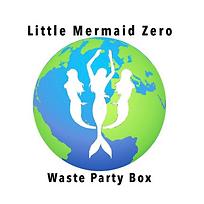 Little Mermaid Zero Waste Party Boxes