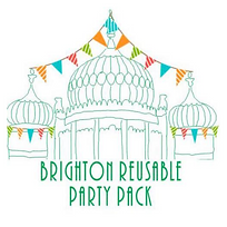 Brighton Reusable Party Pack