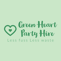 Green Heart Party Hire