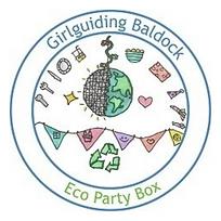 Girlguiding Baldock Eco Party Box