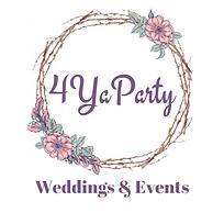 4YaParty Weddings & Events