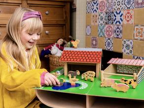 Eco Surprise™ - a zero waste alternative to plastic surprise toys