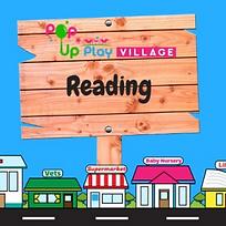 Pop Up Play Village Reading
