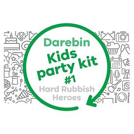 Darebin Kids Party Kit #1