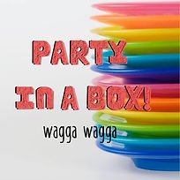 Party in a Box Wagga