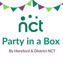 Hereford & District NCT Party in a Box