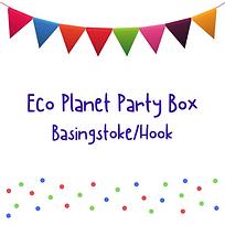 Eco Planet Party Box - Basingstoke/Hook