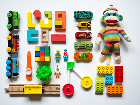 Ways to give toys a second chance