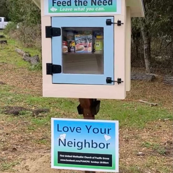 Feed the Need Food Pantry Drive