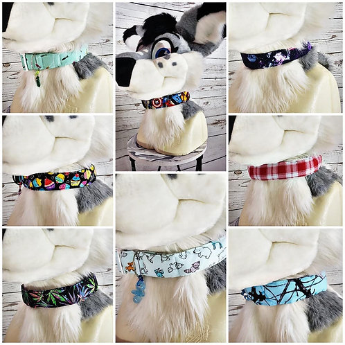 Fursuit Collars