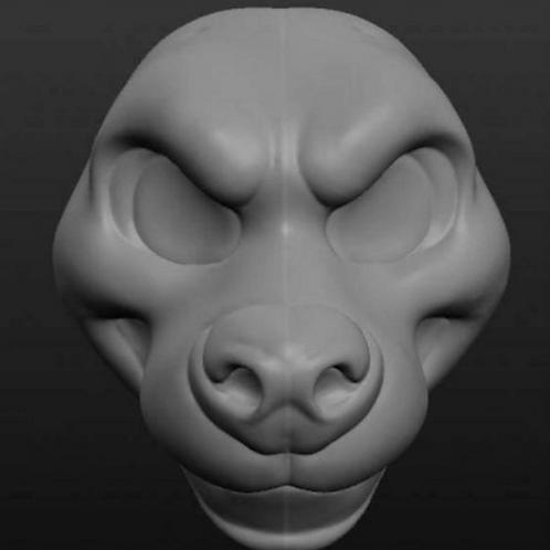 Grumpy Hyena Base