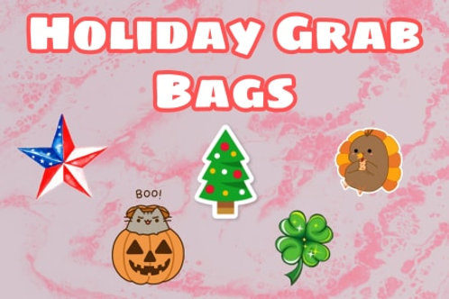 Holiday Grab Bags