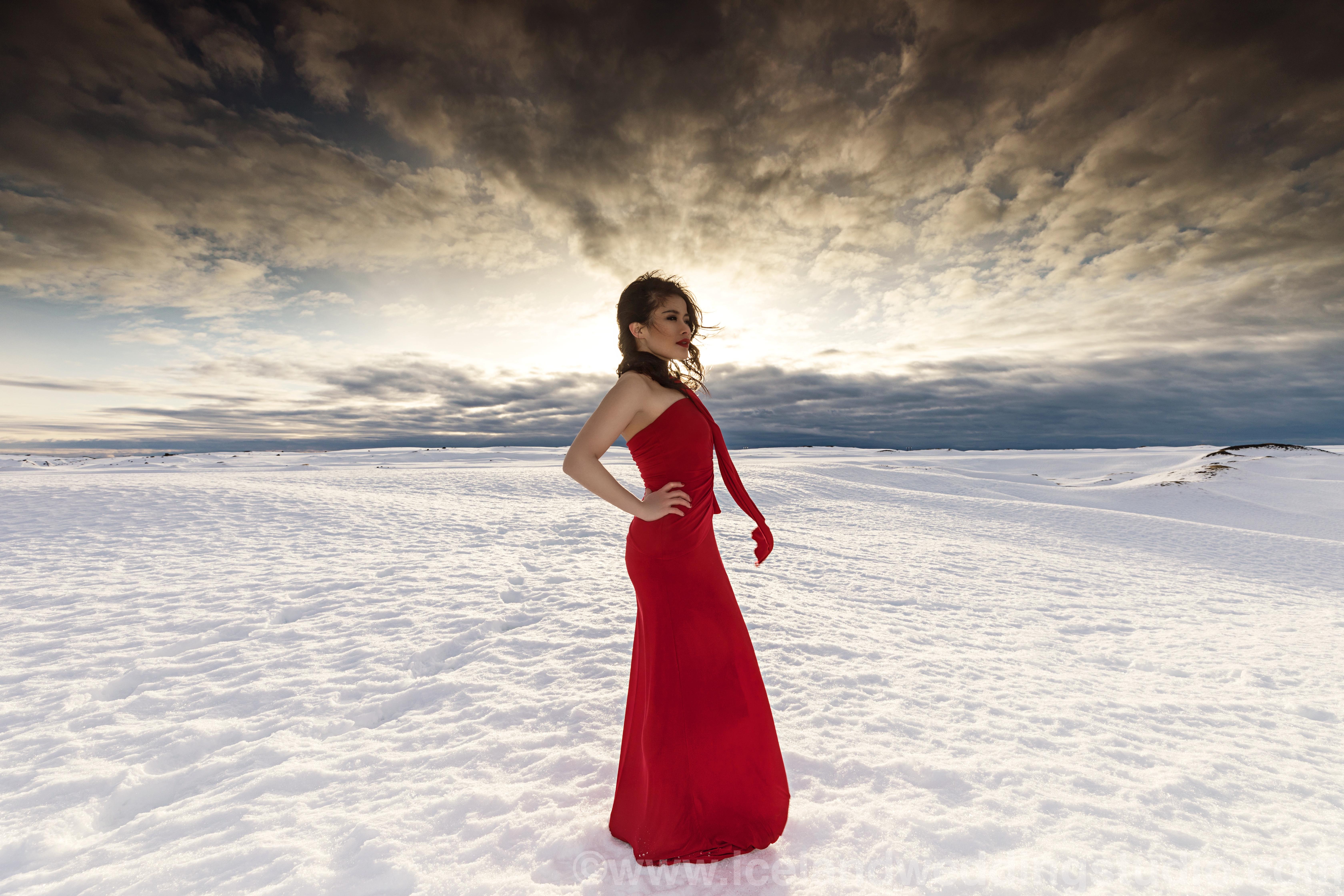 冰川写真,冰岛著名摄影师