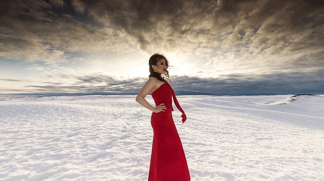 冰川写真雪景拍摄