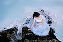 蓝湖旅拍,冰岛专业化妆造型