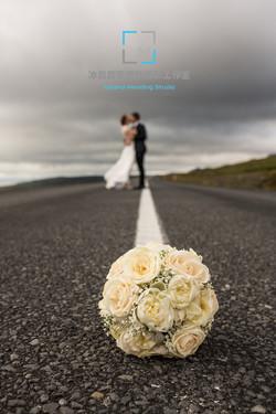 在世界转角遇见爱,冰岛公路婚纱旅拍
