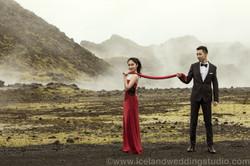 情人节抢亲,冰岛游记