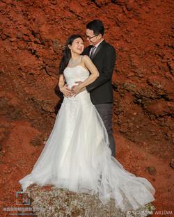 lava wedding photo Iceland