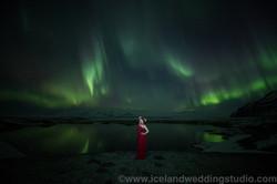北极光,冰岛旅拍写真