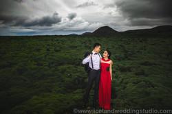 旅拍冰岛,熔岩苔原