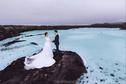 蓝湖婚纱照,冰岛旅拍