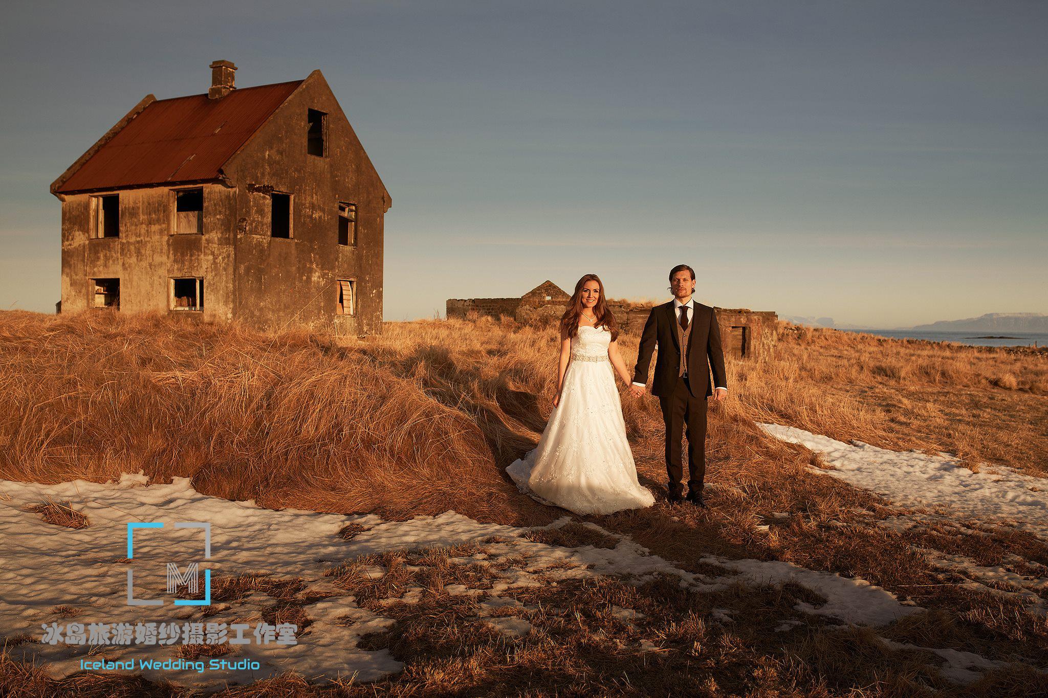 冰岛创意求婚