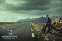 公路旅拍定制,冰岛新郎