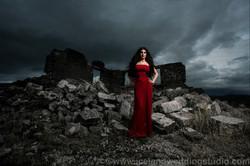 冰岛冷酷女神