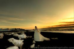 钻石沙滩,杰古沙龙冰河湖