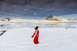 米尔达冰川,中文服务摄影工作室